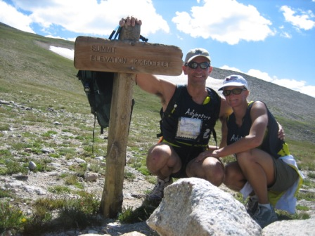 Adventure Xtreme above Breckenridge